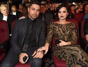 Demi出事後,前男友Wilmer一直到醫院陪伴在側