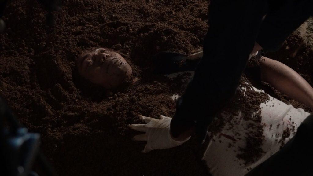 人生第一次拍被泥活埋戲份,謝天華坦言感覺幾恐佈。