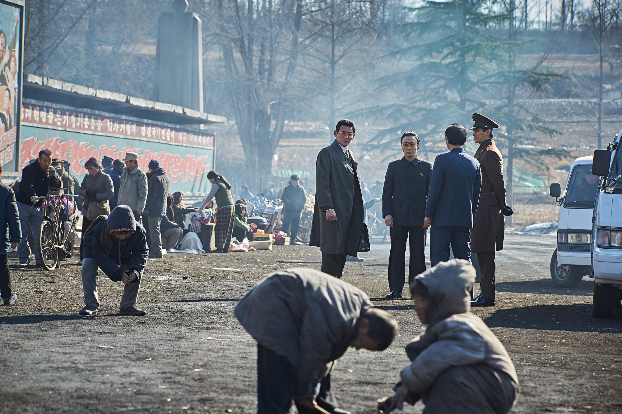 北韓場景以CG完成