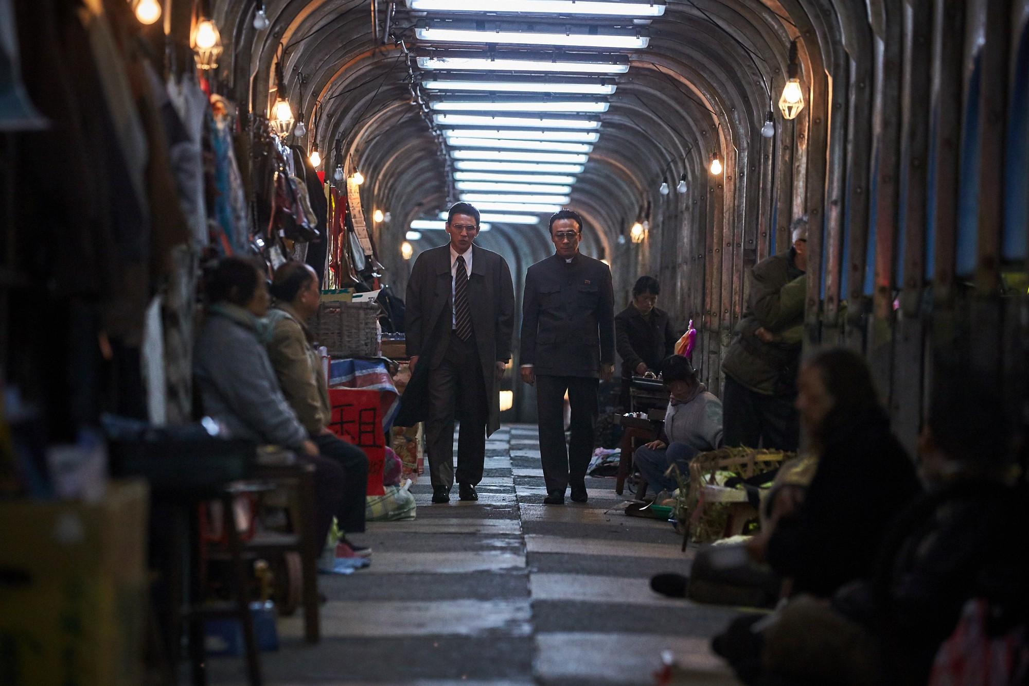 劇組未能到北京實地拍攝,改到台灣搭景。