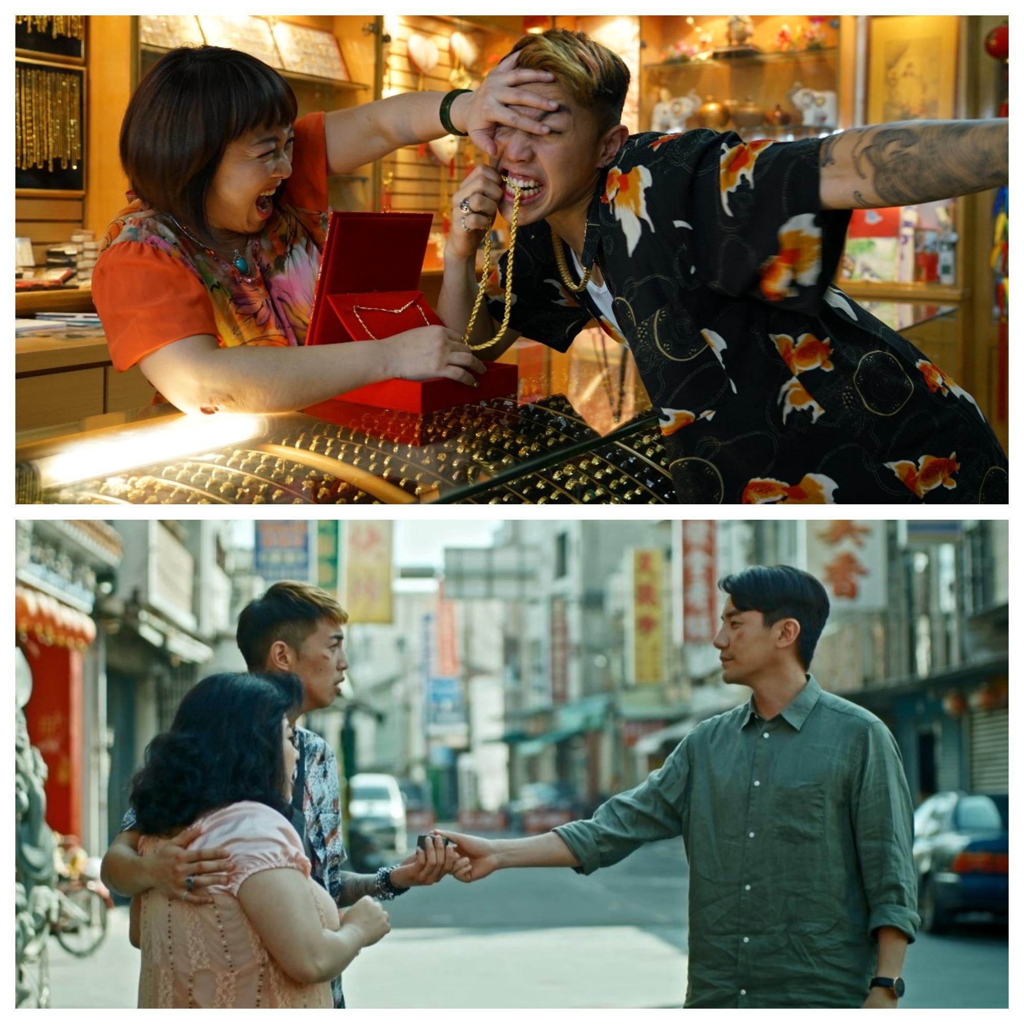 洪永城與林師傑於劇中互相整蠱鬥氣,最後當然大團圓結局,凸顯友情可貴。
