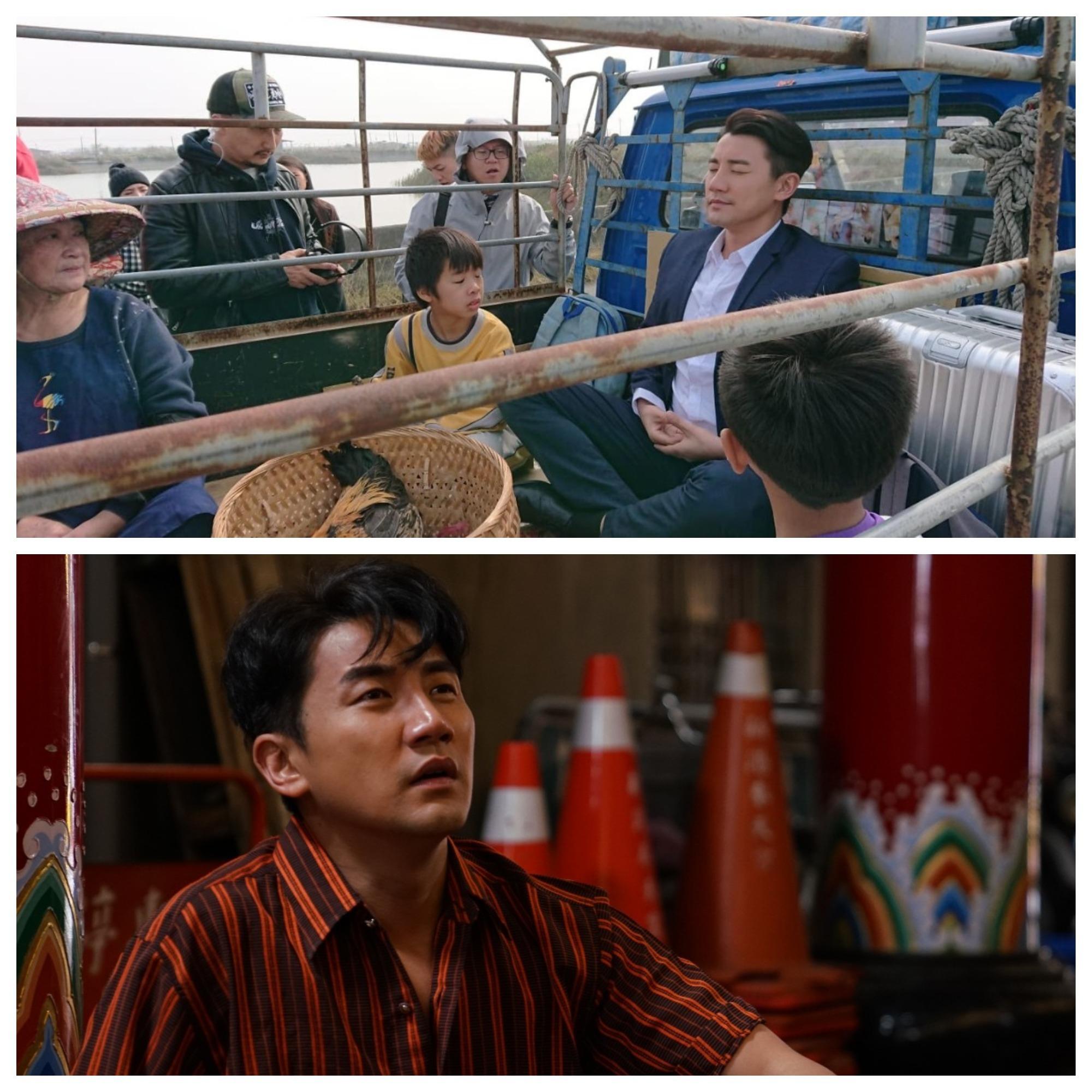 由公路事件衍生出來的故事,從洪永城乘坐林師傑的順風車開始,發生一連串趣事。