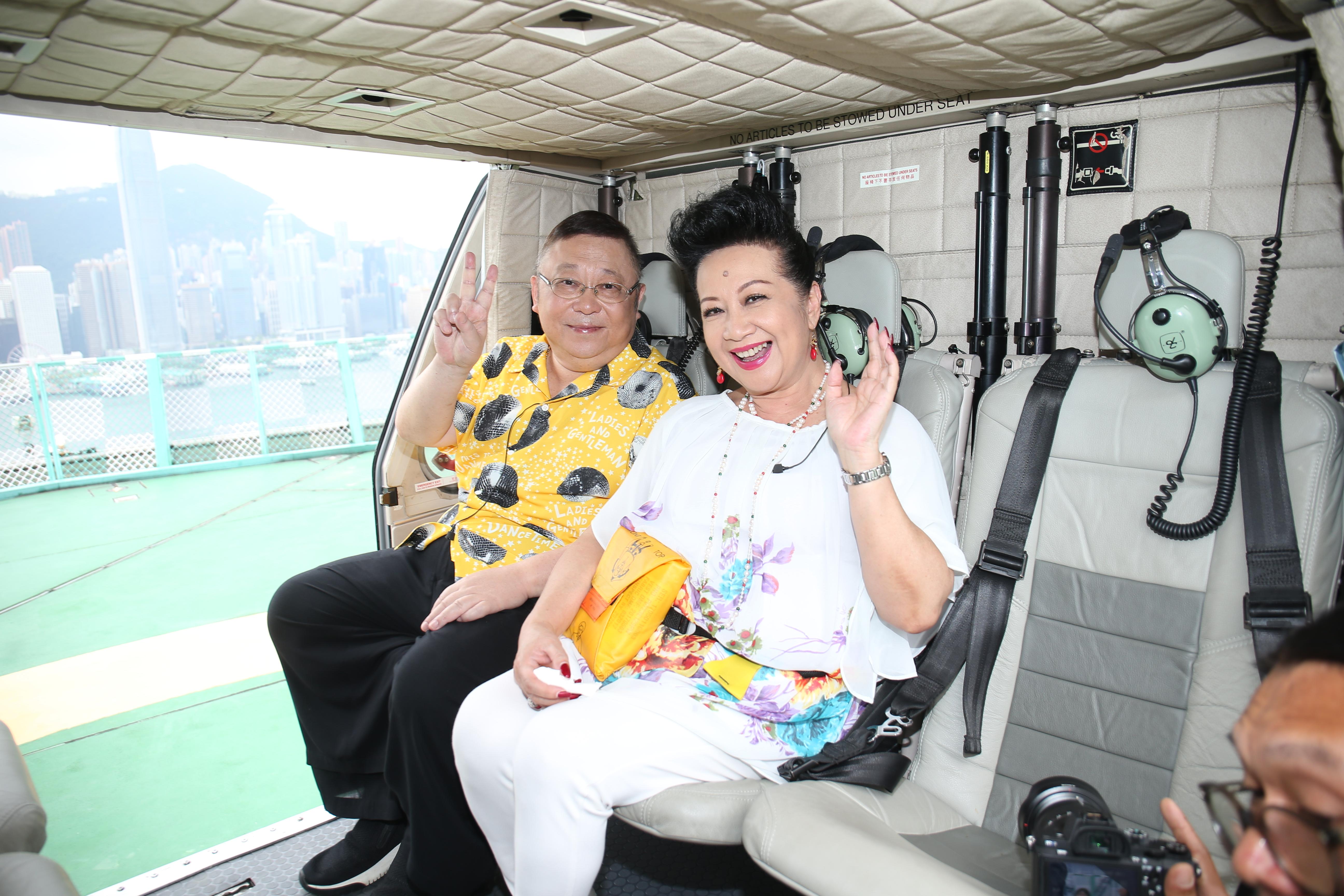 李居明讚家燕姐是圈中難得的藝人,一拍即合成好友。