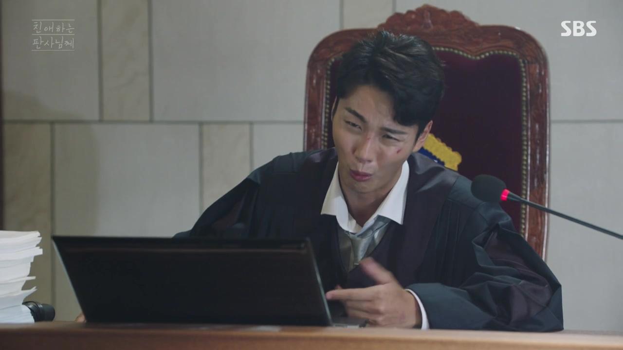 一界流氓到底要怎樣「頂硬上」當法官?