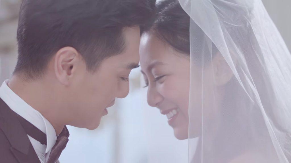 前年Fred與何雁詩合唱《真心真意》,著婚紗拍MV,之後就有自稱鄭俊弘未婚妻的閨密向傳媒爆料。
