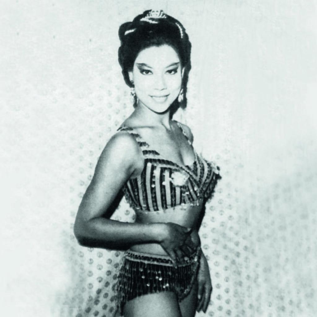 年輕時羅蘭姐身材勻稱,間中演出穿得大膽,但她說邵氏女星更開放。