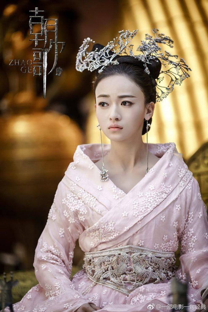 《朝歌》未有確實播出日期,「傅恒」許凱亦有份演出,與吳謹言將會再續前緣。