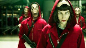 女主角「東京」(Úrsula Corberó飾)是八名劫匪中最衝動的一個,不少事故由她而起。