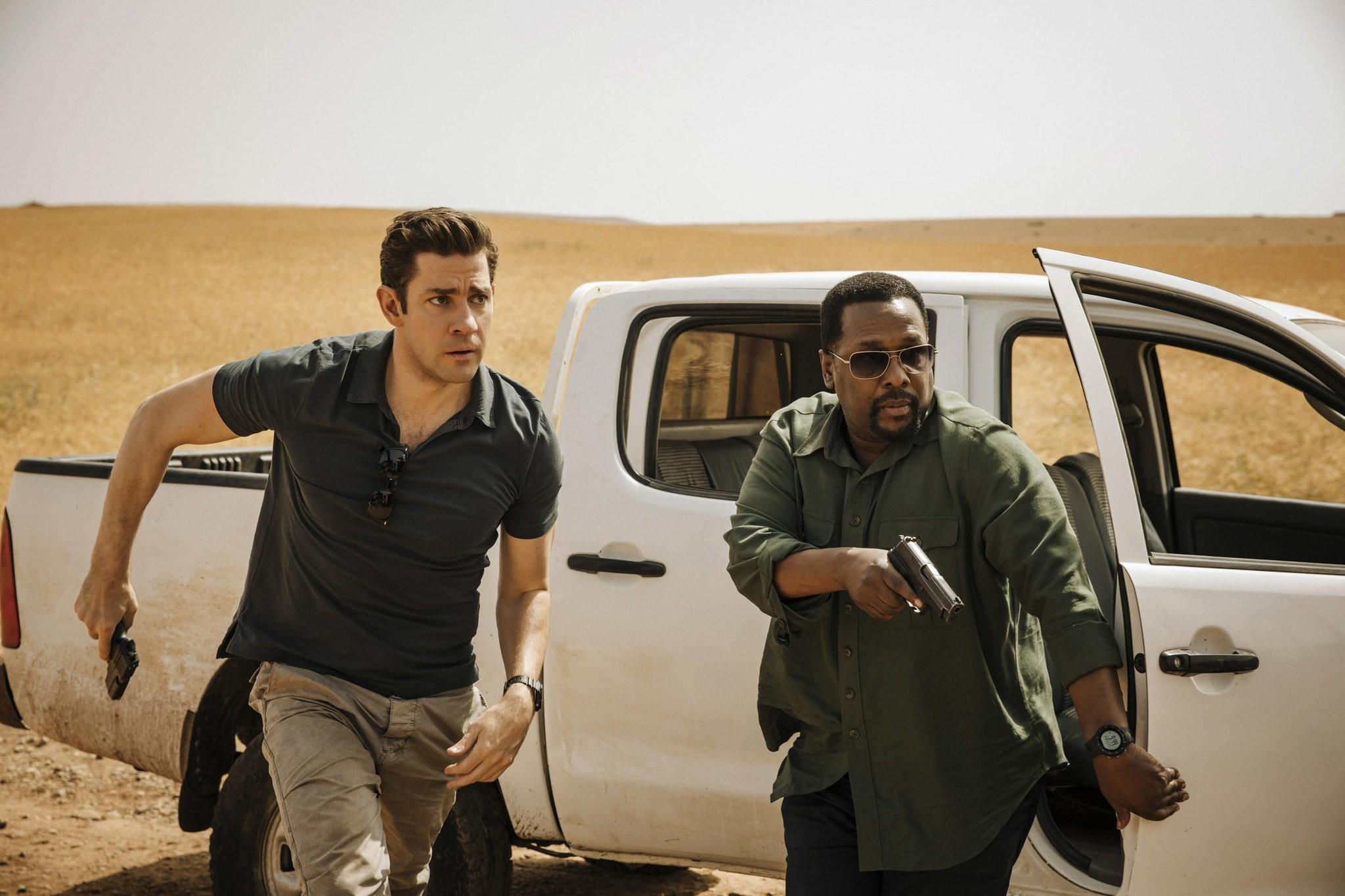 Wendell Pierce飾演Jack Ryan上司,追捕恐怖分子以外,還要面對事業及信仰的衝擊。
