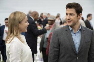英雄劇少不了愛情線,Abbie Cornish飾演的Mueller是醫學界明日之星,更是Jack Ryan的新女友。