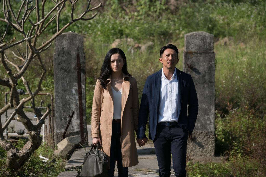 在《古宅》中飾演小莉的姚童,飾演張繼聰女朋友,為人善良,默默支持男友的事業。