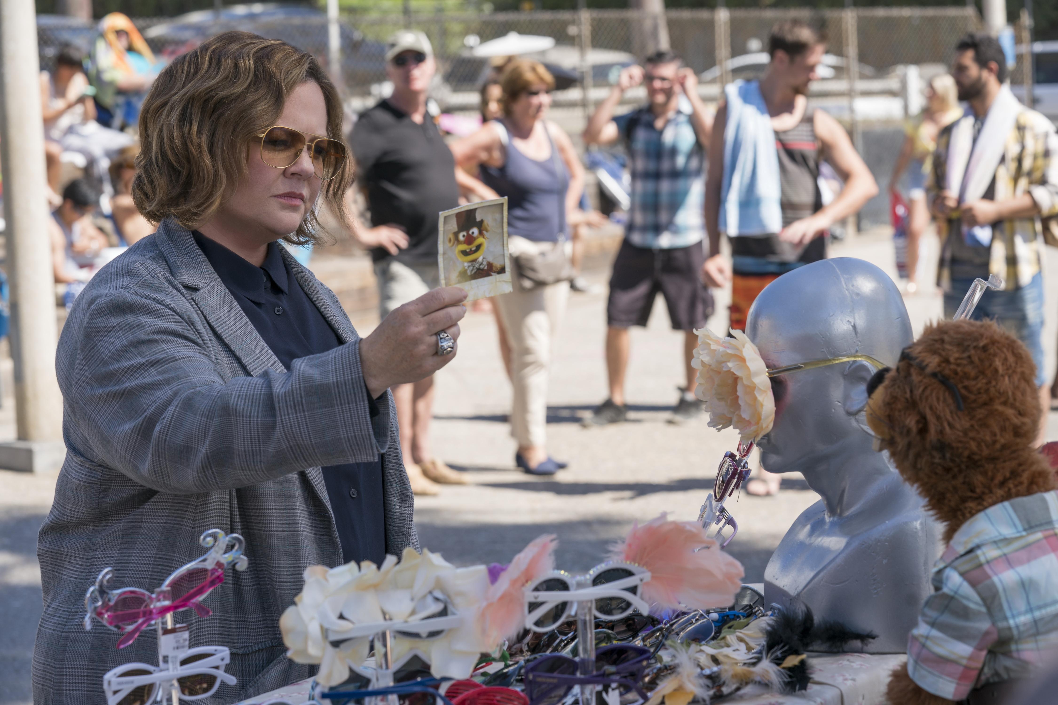 Melissa McCarthy stars in The Happytime Murders