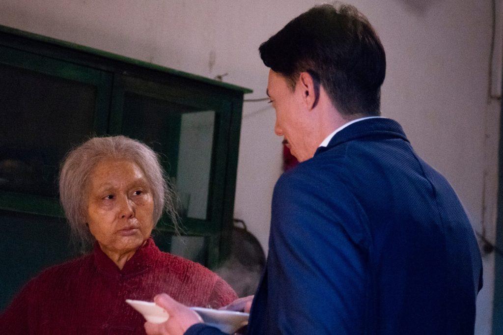 朱茵在片中為了兒子不惜一切,連自己的命也不要,她相信天下所有媽媽都是這樣。