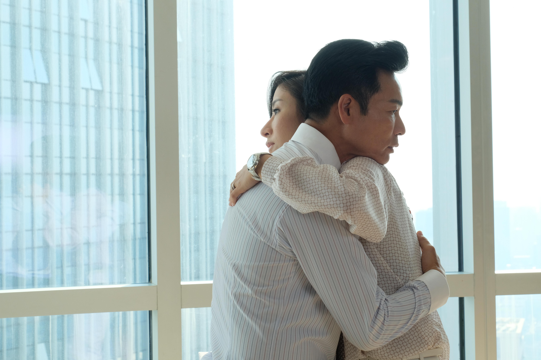 郭晉安跟楊怡於在《新創世紀》中好有火花。