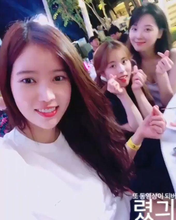 左起:林秀香、度熙、趙宇麗