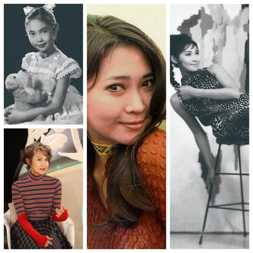蕭芳芳六歲開始做童星,在電影圈創造不少奇蹟。
