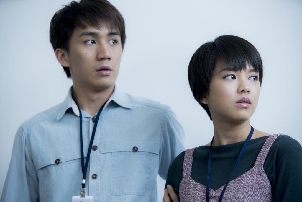 蘇麗珊與吳肇軒在《逆向誘拐》中再次合作,她覺得軒仔成長不少。