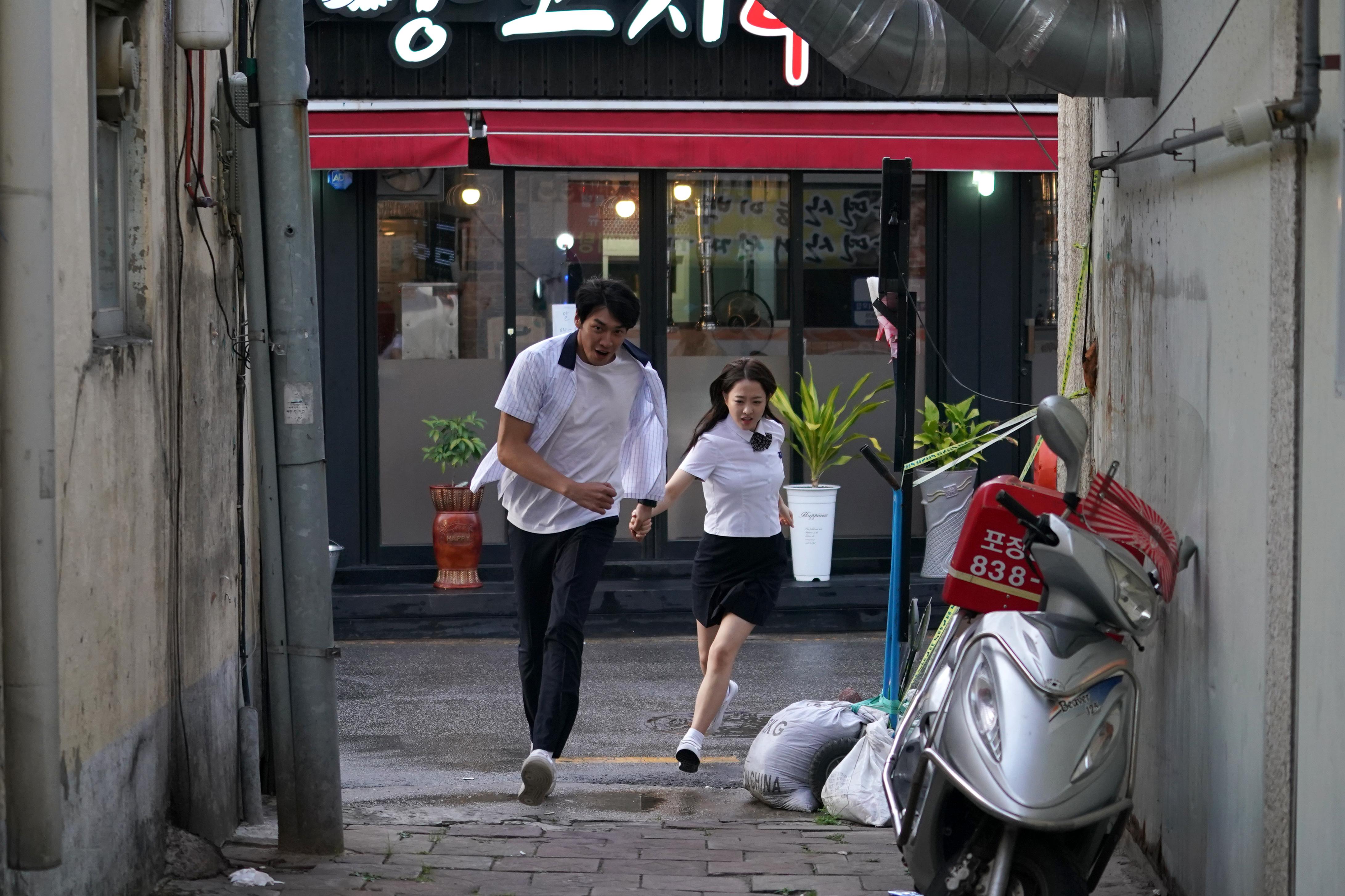 電影被視為韓版《那些年》和《我的少女時代》,初戀情懷的確有所雷同。