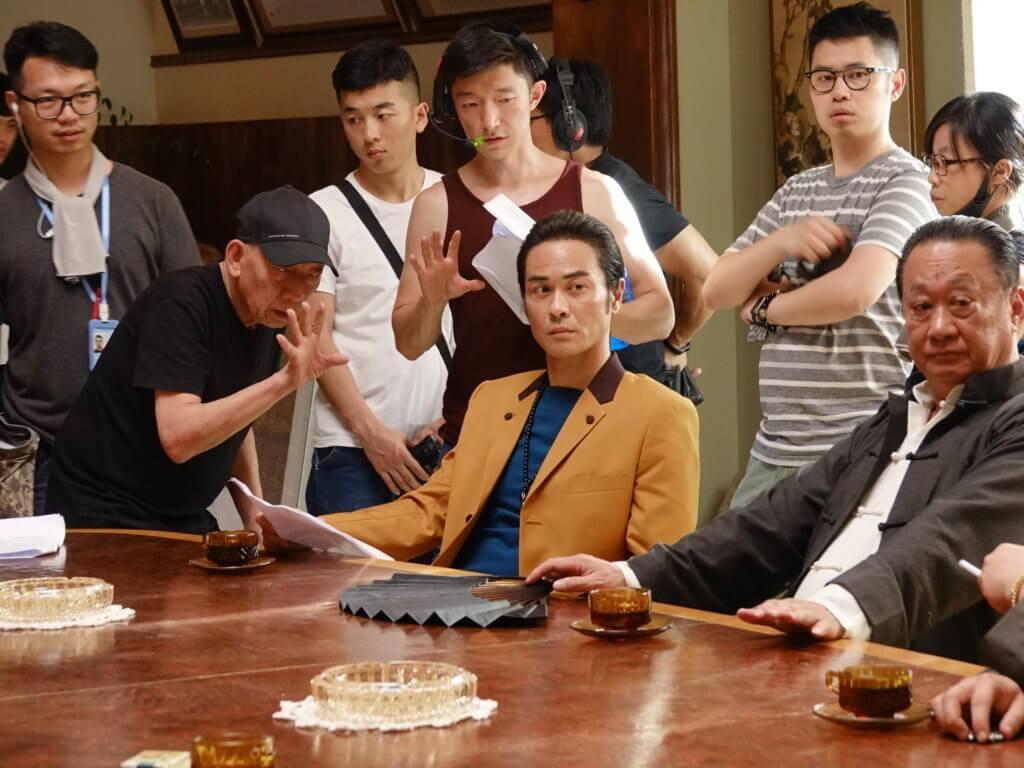 鄭嘉穎近日忙於電影宣傳,稍後又會努力搵奶粉錢。