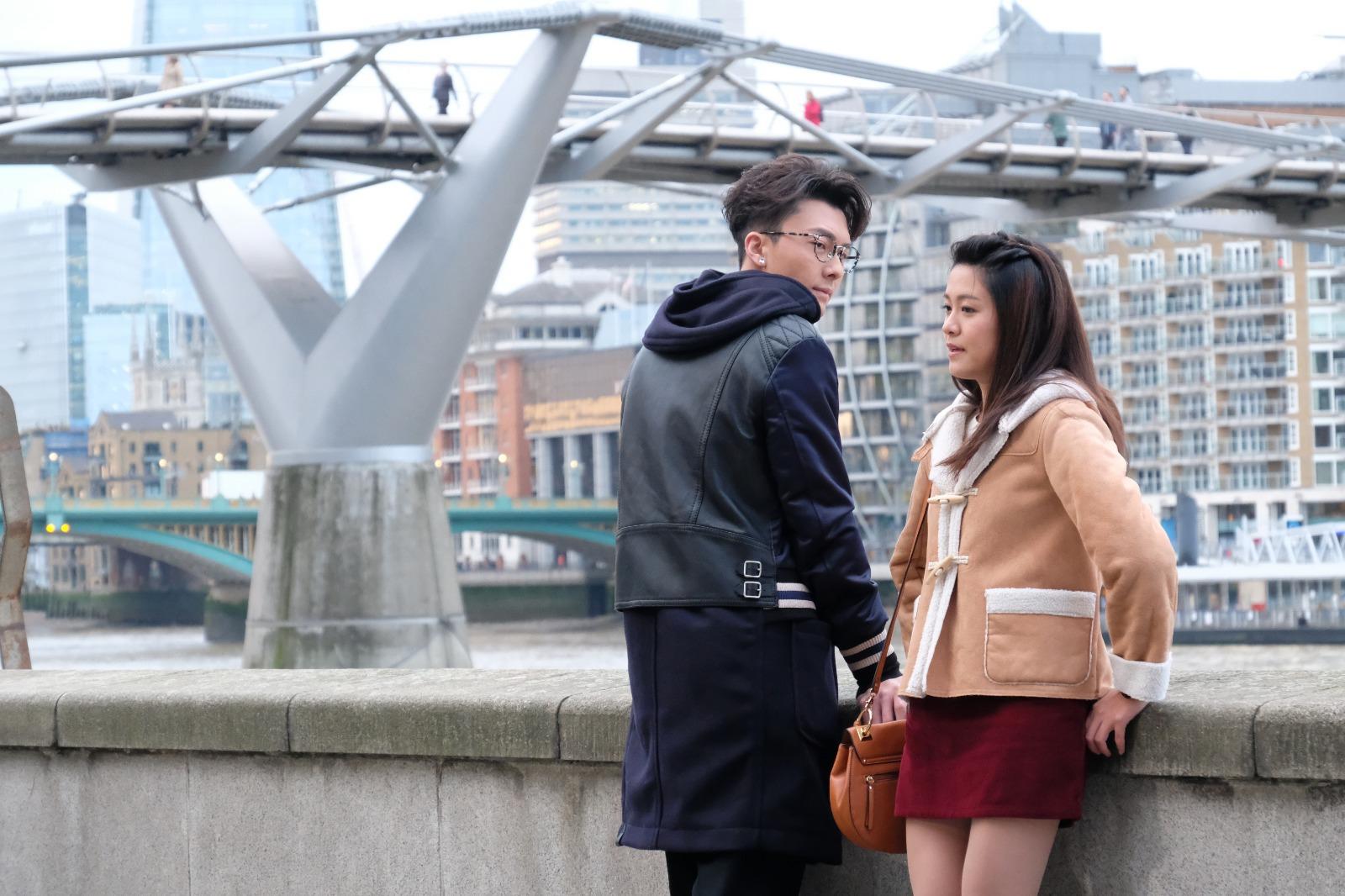公開戀情,令江嘉敏可以洗脫與王浩信之間的緋聞,她當然開心。