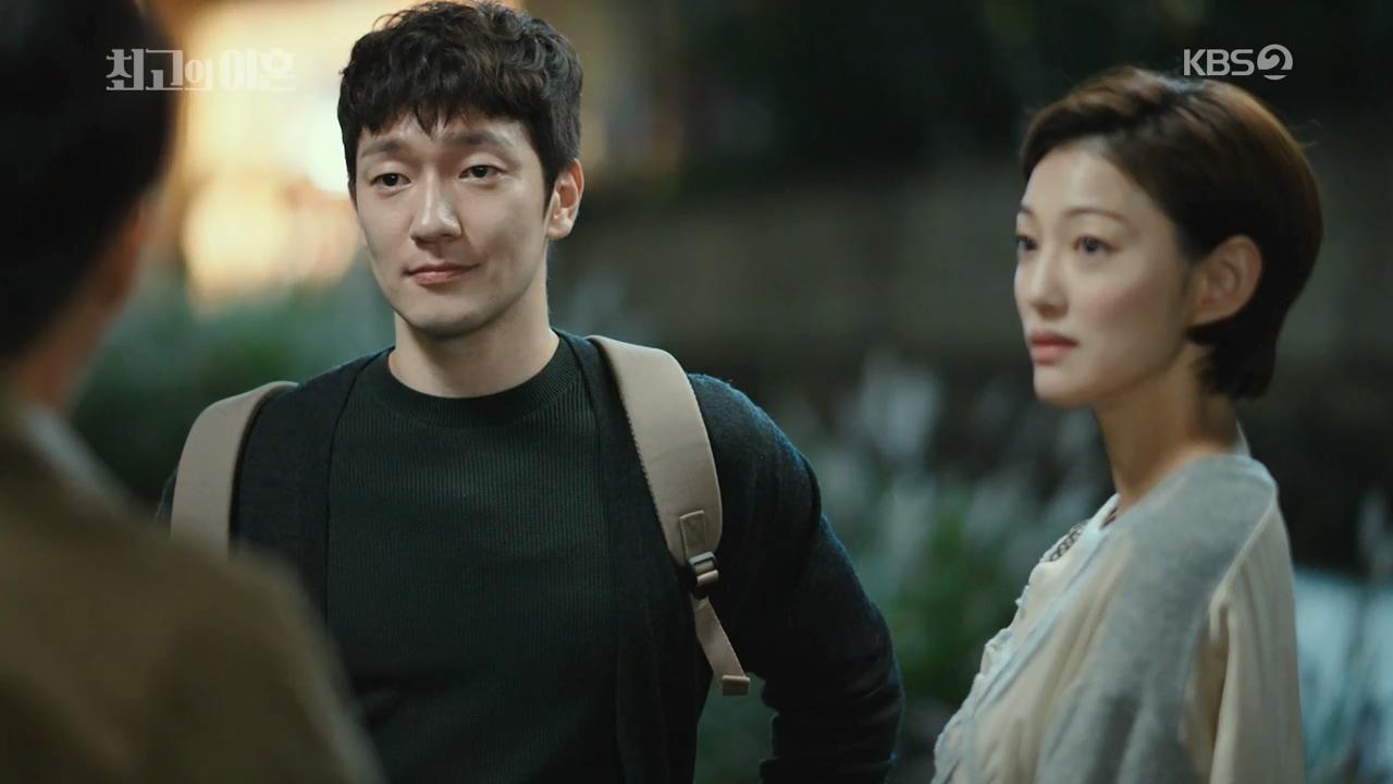 第二對主角,是一天到晚只愛偷腥的魅力丈夫長賢,和寧願活在謊言中的幽影。