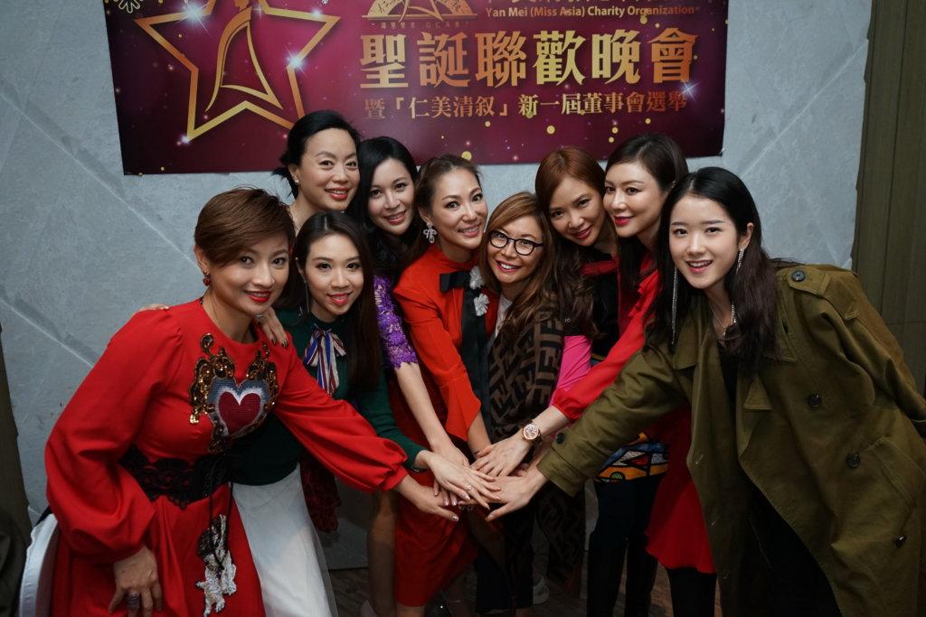 仁美清叙日前換屆,選出新一屆主席及董事局成員,主席程瑤表示有意開放會籍予曾參選其他選美活動的人士加入。