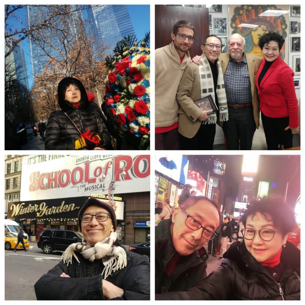 毛俊輝在太太鼓勵下展開感恩之旅,收穫非常豐富。