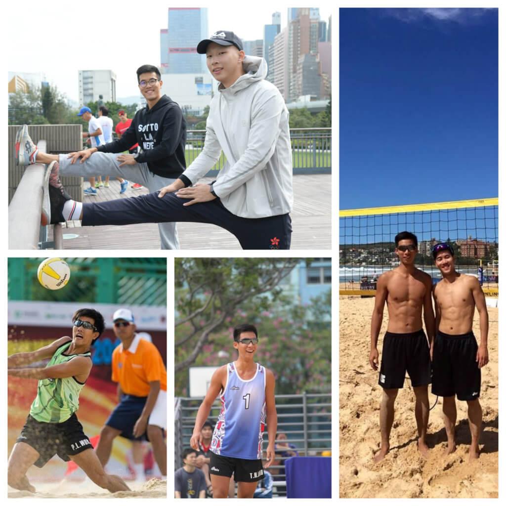 面對好友的支持和鼓勵,劉梓浩對未來充滿信心。