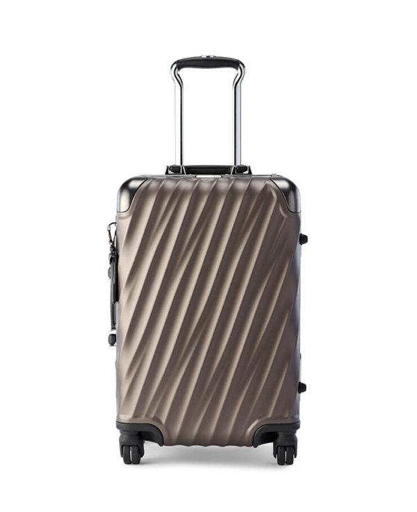 19 Degree 全新槍鐵灰色手提行李箱 $8,290