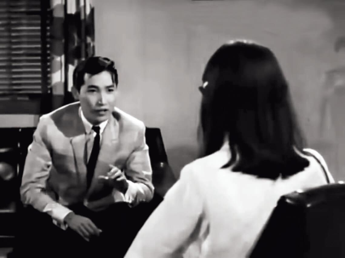男主角呂奇是傻呼呼的表哥,蕭芳芳是他這位小說作家的繆思女神。