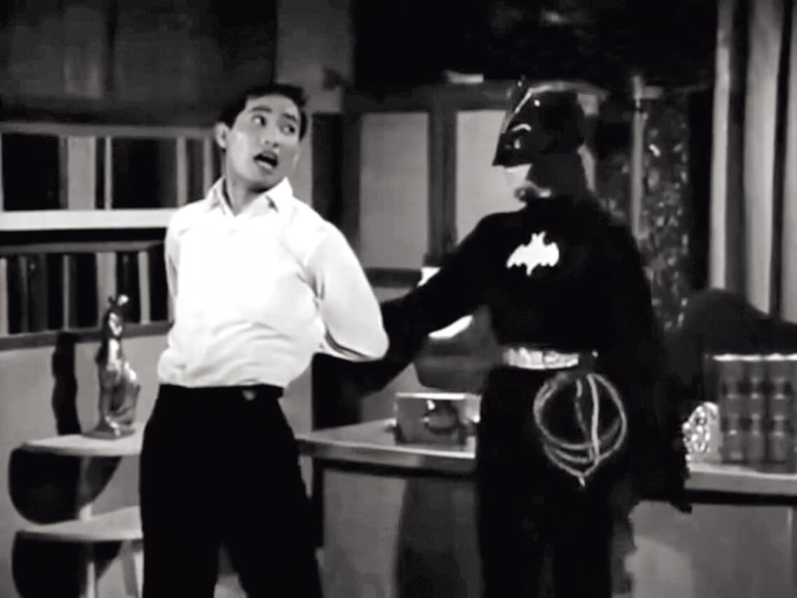「蝙蝠女」原來就是表妹,表哥呂奇實在是「有眼不識泰山」。