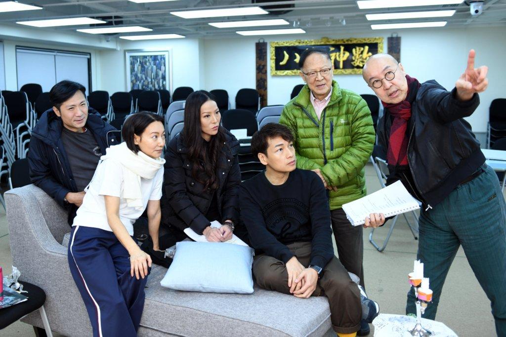 張之珏執導的舞台刻《玻璃動物園》,將在新光戲院跨年演出。