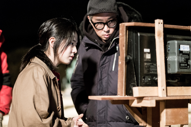 朴慧秀在戲中懂得中英日韓四種語言,自然要多做功課。