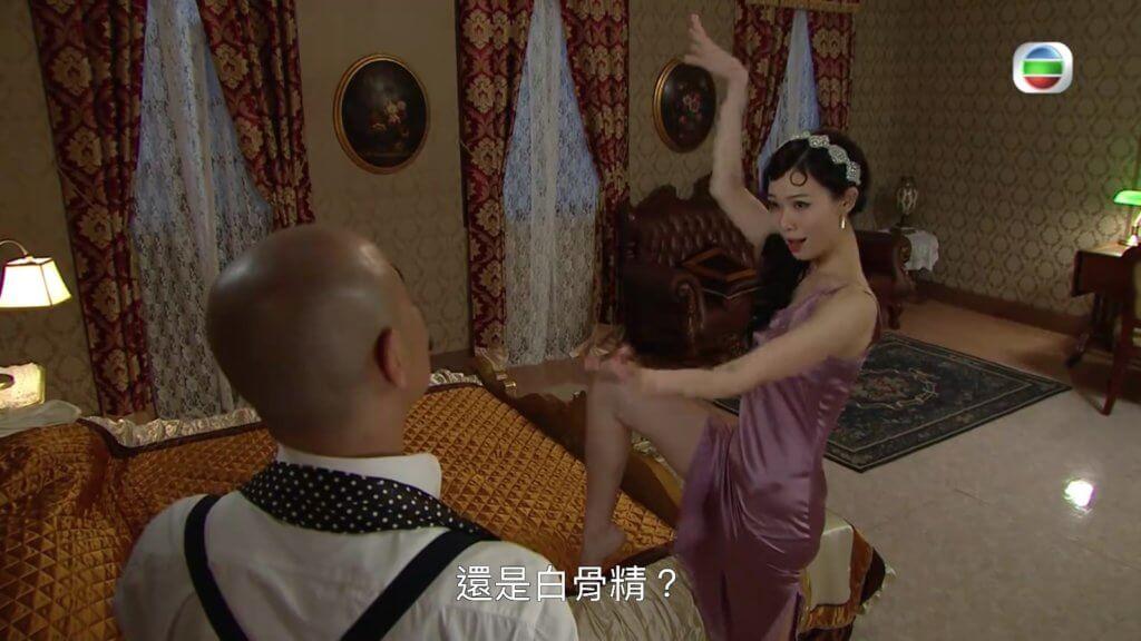 這場情挑大帥哥戲分,楊秀惠透露是得到Dicky親自指導。