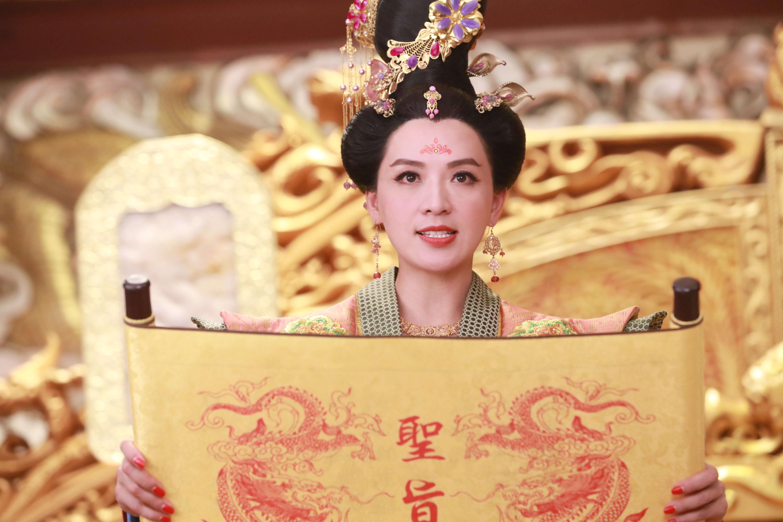 《深宮計》的太平公主相當入屋,令煒哥一度被封為民間視后。
