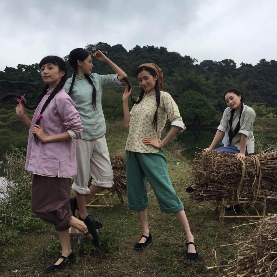 她與陳凱琳、龔嘉欣、沈卓盈因合演《平安谷之詭谷傳說》結緣,成立「少婦聯盟」