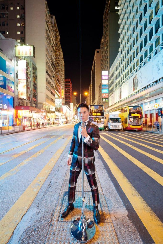 陳國峰將於四月在旺角麥花臣舉行音樂會,希望好友吳業坤和謝東閔有檔期擔任嘉賓。