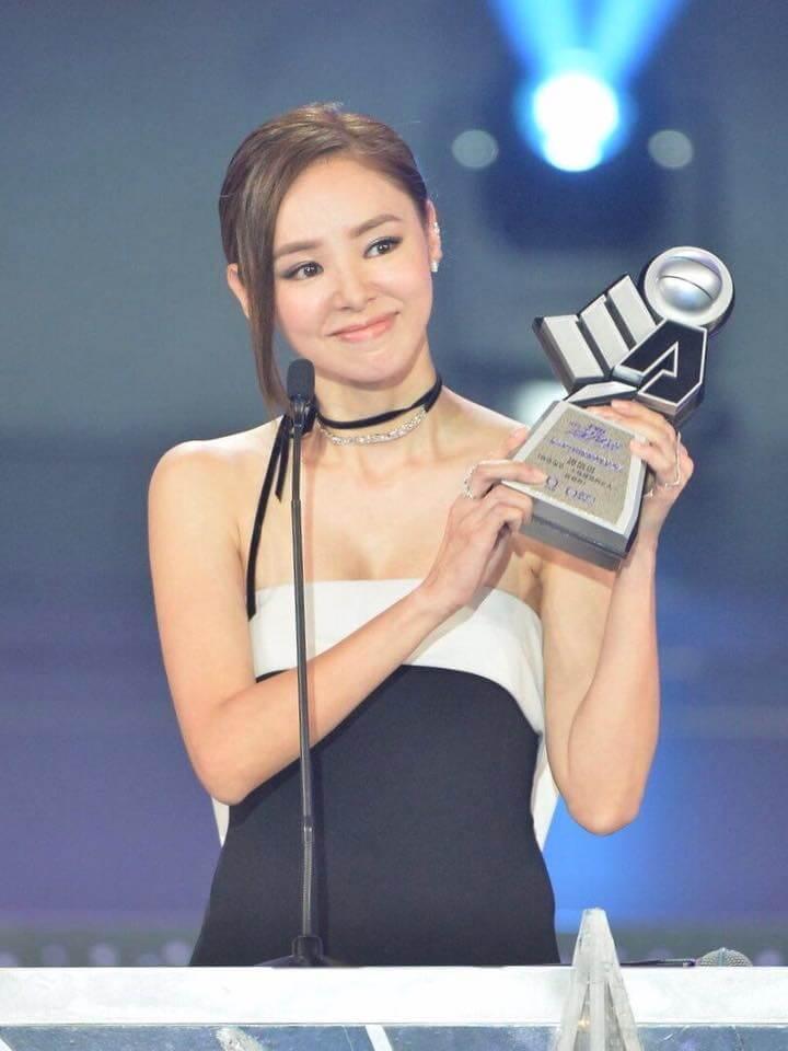 一七年於《TVB 馬來西亞星光薈萃頒獎典禮2017》,奪得「最喜愛 TVB 飛躍進步女藝員」。