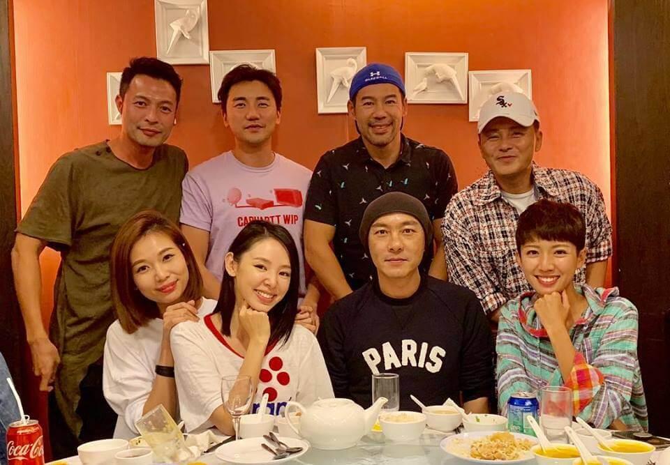 《大帥哥》國內點擊過五億,徐榮早前跟劇組赴北京宣傳,他表示因此劇令他在國內多了人認識,更有國內製作人邀他拍劇。