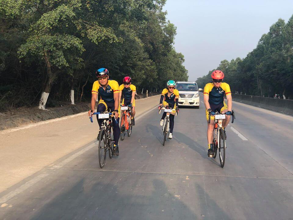 廿八日的跨國單車之旅,途經中國、越南、老撾、泰國及柬埔寨五個國家。