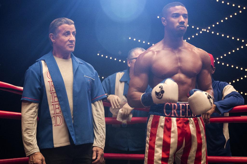 史泰龍聯同「阿波羅之子」米高B.佐敦合演的《重拳復仇》,呼應《洛基》一至五集的劇情。