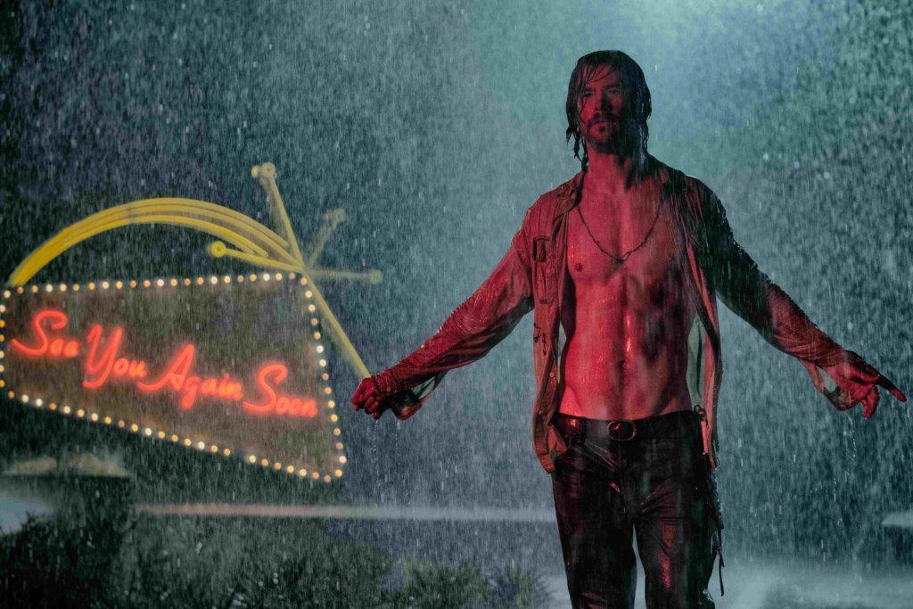 「雷神」基斯飾演邪教教主,形象耳目一新,非常搶鏡。