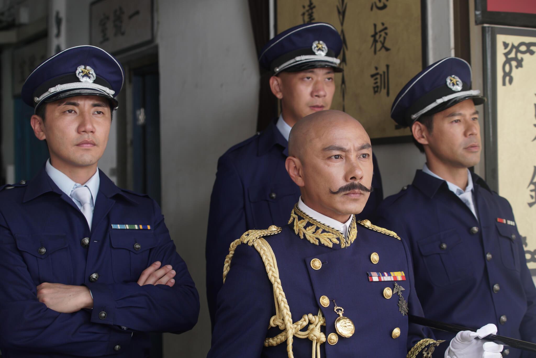 洪永城說因為張衛健,令《大帥哥》整套劇的演員相當團結。