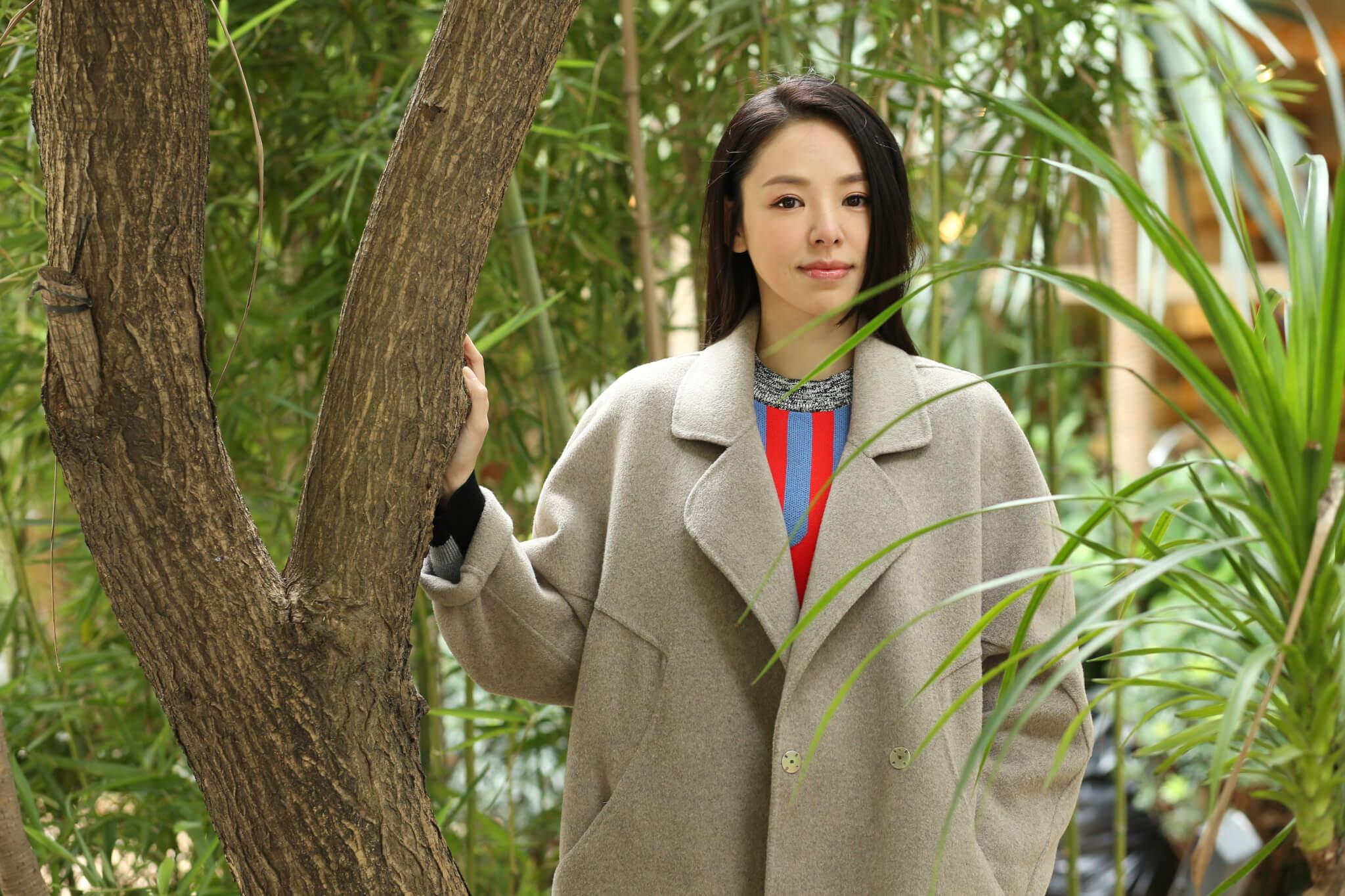 她表示與張衛健合作後,讓她明白做藝人有責任為觀眾帶來快樂。