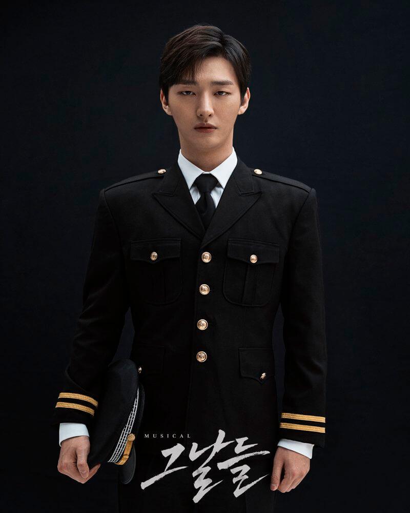 WANNA ONE尹智聖有份演出的音樂劇《那些天》最近推出新海報,他預計在今年上半年入伍。