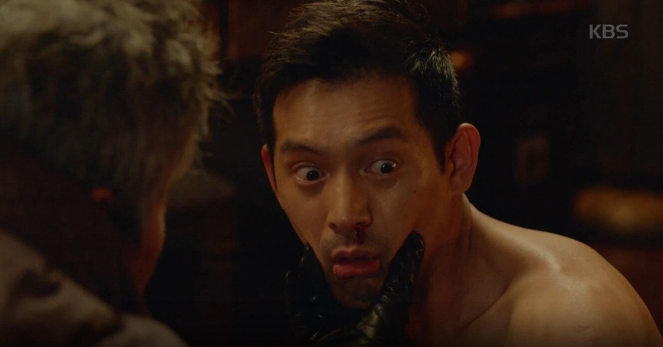 吳智昊在劇中沒出色又愛惹禍,令奉尚囡囡的學費都白白失去。
