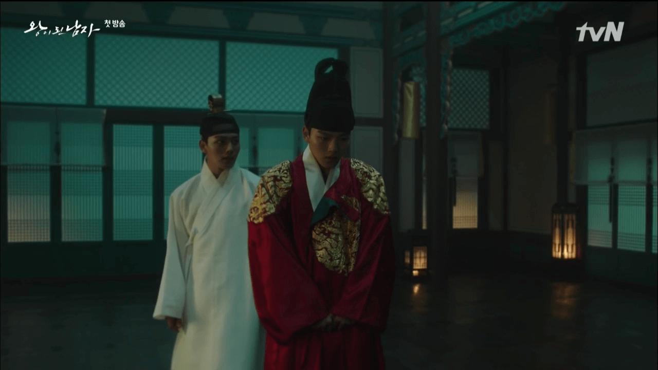 呂珍九把兩個角色重新詮釋,跟李秉憲版本另有味道。