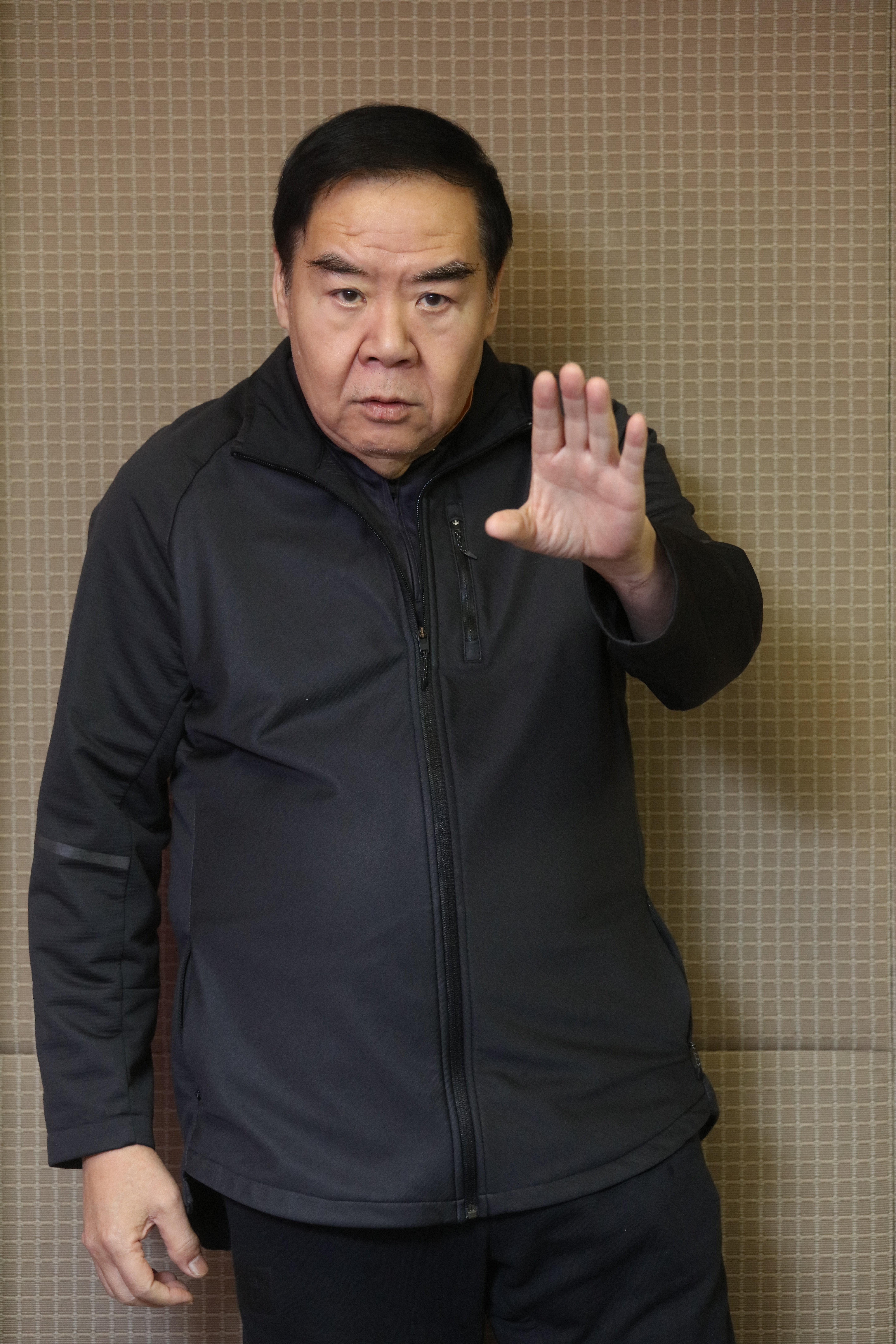 鄭則仕喜歡在港拍劇,可以令更多香港人知道自己依然存在娛樂圈。