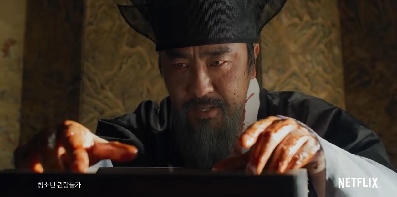 柳承龍在劇中為獨攬大權什麼都能做出