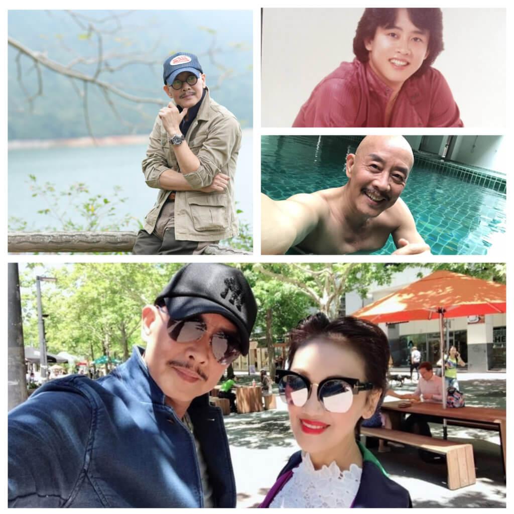 杜燕歌和韓馬利結婚快三十年,兩人是圈中恩愛夫妻。